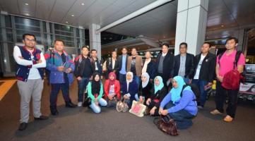 Program Jaringan Kolaborasi Serta Lawatan Kerjasama ke Jepun