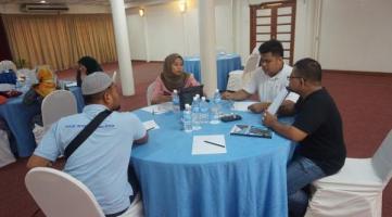 Latihan Keusahawanan Siri 4 Pusat Internet 1 Malaysia Kelantan (Penolong Pengurus)